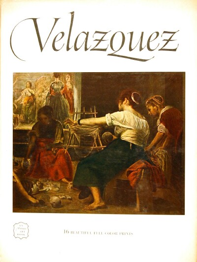 Image for ART TREASURES OF THE WORLD: VELAZQUEZ