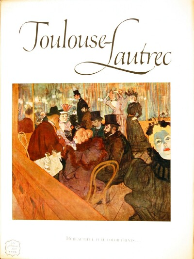 Image for ART TREASURES OF THE WORLD: TOULOUSE-LAUTREC