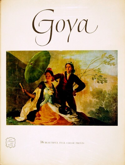 Image for ART TREASURES OF THE WORLD: GOYA