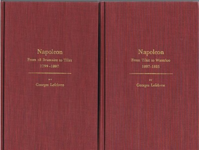 Image for Napoleon (Two Volumes-Complete)
