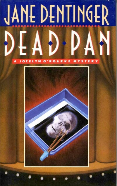 Image for DEAD PAN: A Jocelyn O'Roarke Mystery