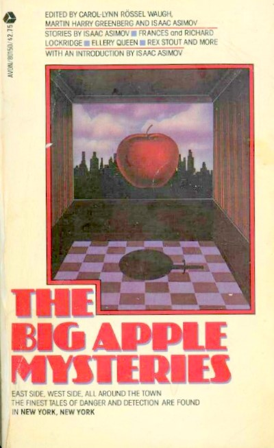 Image for THE BIG APPLE MYSTERIES
