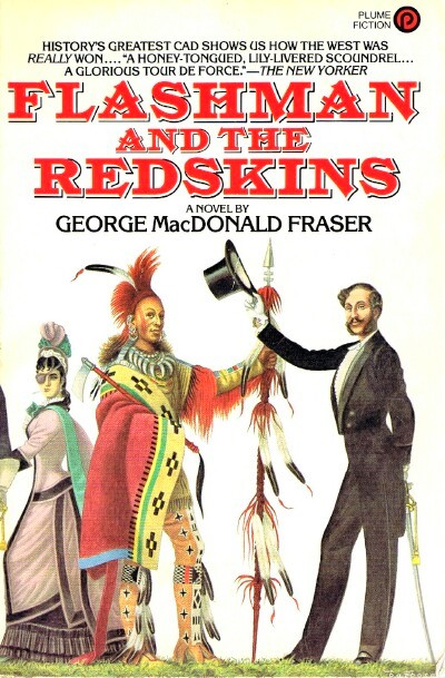 Image for FLASHMAN AND THE REDSKINS