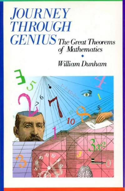 Image for JOURNEY THROUGH GENIUS: THE GREAT THEOREMS OF MATHEMATICS
