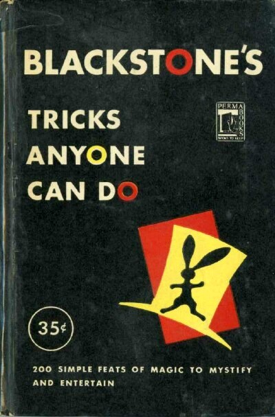 Image for BLACKSTONE'S TRICKS ANYONE CAN DO