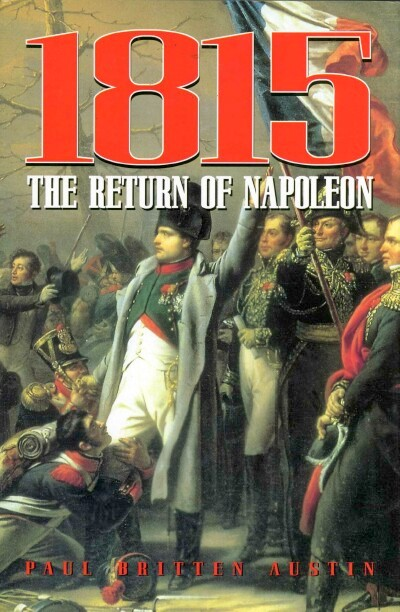 Image for 1815 The Return of Napoleon