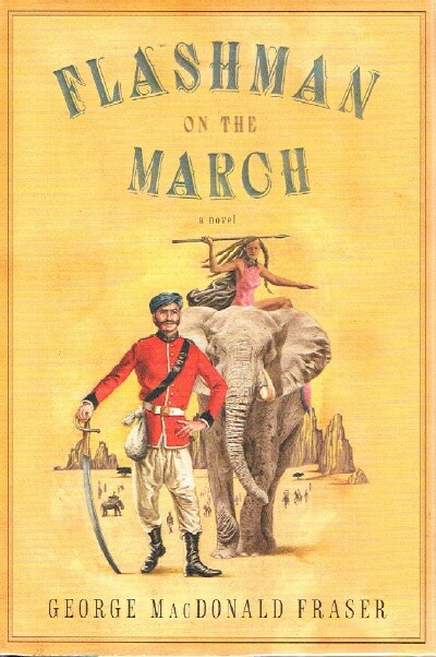 Image for Flashman On The March: From The Flashman Papers, 1867-8