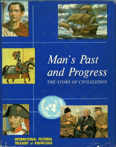 Image for MAN'S PAST AND PROGRESS