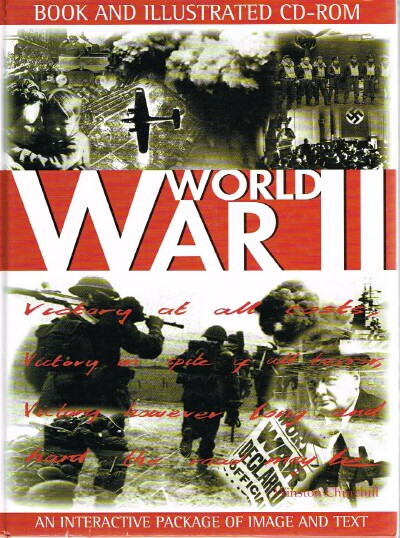 Image for World War II (Book and Illustrated CD-ROM)