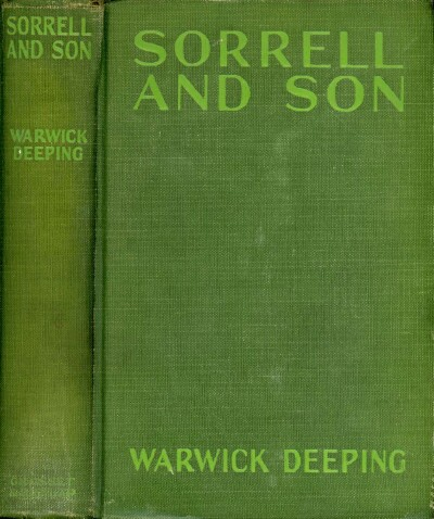 Image for SORRELL AND SON