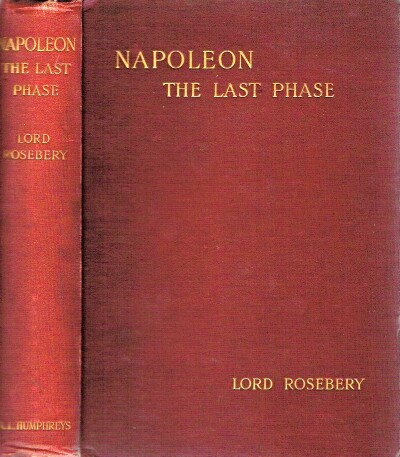 Image for Napoleon: The Last Phase