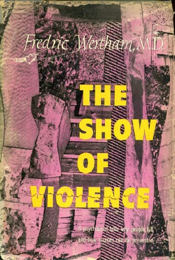 Image for THE SHOW OF VIOLENCE