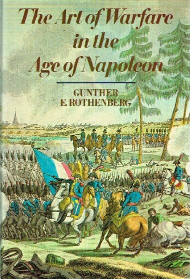 Image for THE ART OF WARFARE IN THE AGE OF NAPOLEON
