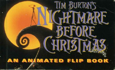 Image for Tim Burton's Nightmare Before Christmas: An Animated Flip Book