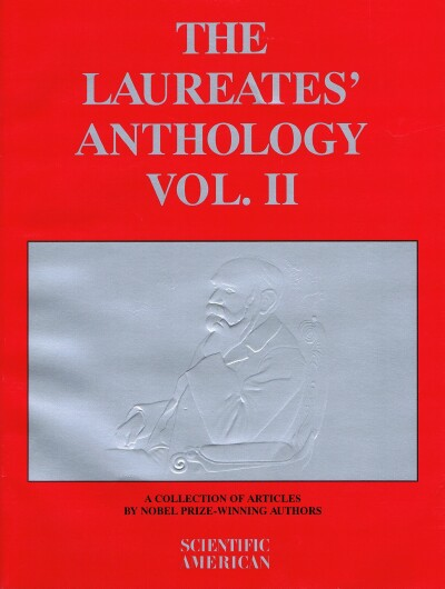 Image for THE LAUREATES' ANTHOLOGY: VOL II