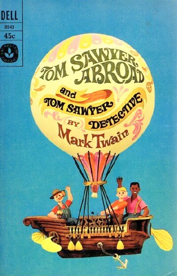 Image for TOM SAWYER ABROAD AND TOM SAWYER DETECTIVE