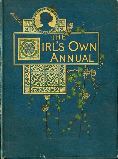 Image for THE GIRL'S OWN ANNUAL / VOLUME 9 / 1887-1888