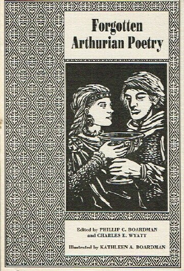 Image for FORGOTTEN ARTHURIAN POETRY