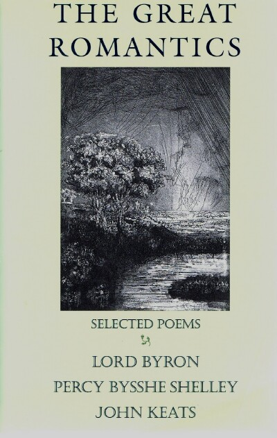Image for THE GREAT ROMANTICS: SELECTED POEMS
