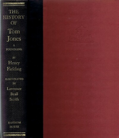 Image for THE HISTORY OF TOM JONES: A FOUNDLING