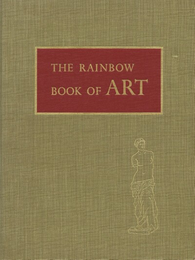Image for THE RAINBOW BOOK OF ART