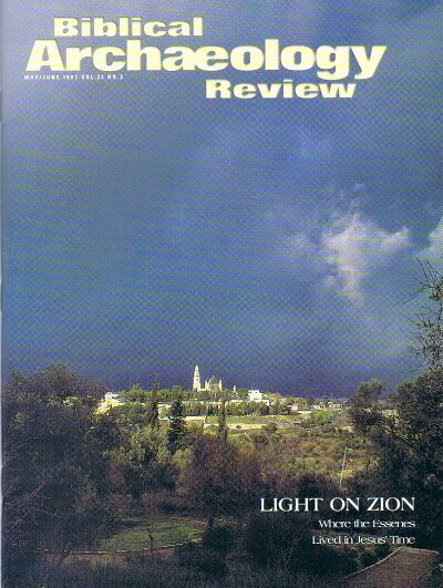Image for BIBLICAL ARCHAEOLOGY REVIEW / VOL 23, NO 3 /  MAY-JUN, 1997