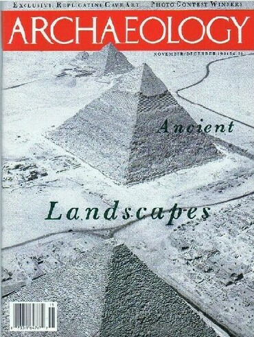 Image for ARCHAEOLOGY / VOL 44, NO 6 / NOV-DEC 1991