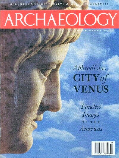 Image for ARCHAEOLOGY / VOL 43, NO 1 / JAN-FEB 1990