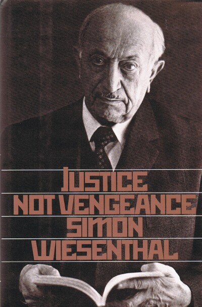 Image for Justice Not Vengeance: Recollections