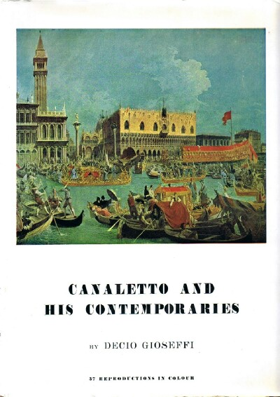 Image for CANALETTO AND HIS CONTEMPORARIES