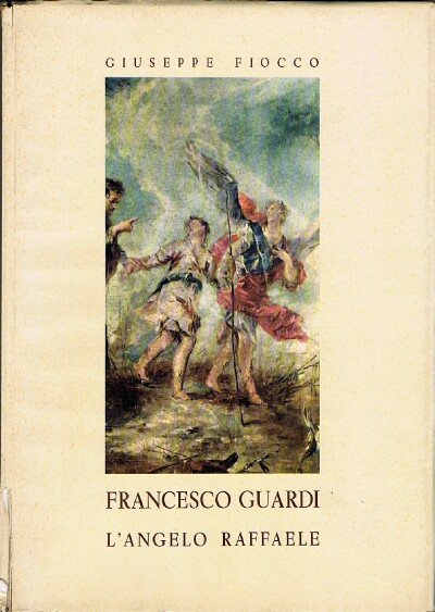 Image for FRANCESCO GUARDI: L'ANGELO RAFFAELE