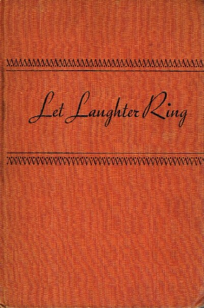 Image for LET LAUGHTER RING