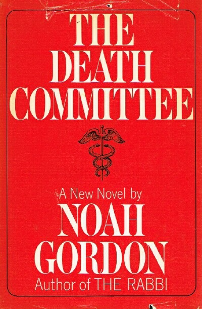 Image for THE DEATH COMMITTEE