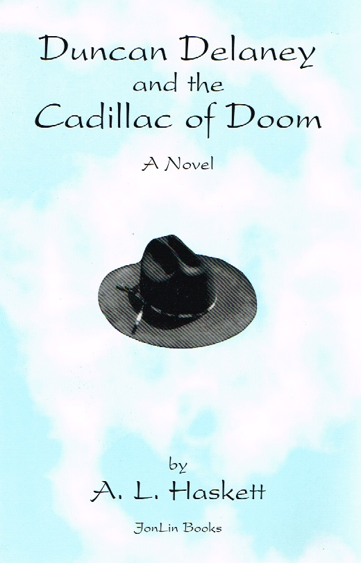 Image for Duncan Delaney & the Cadillac of Doom