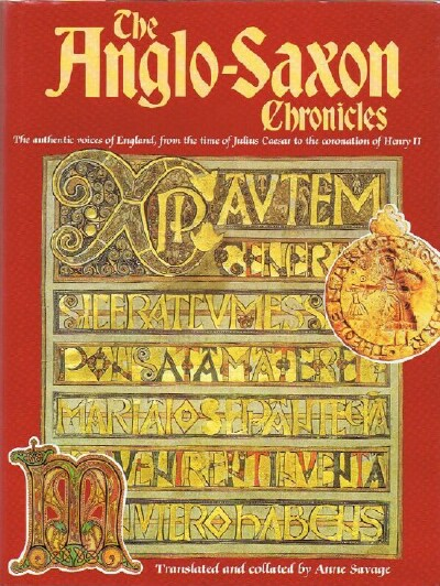Image for The Anglo-Saxon Chronicles