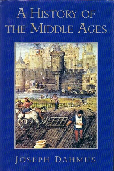Image for A HISTORY OF THE MIDDLE AGES
