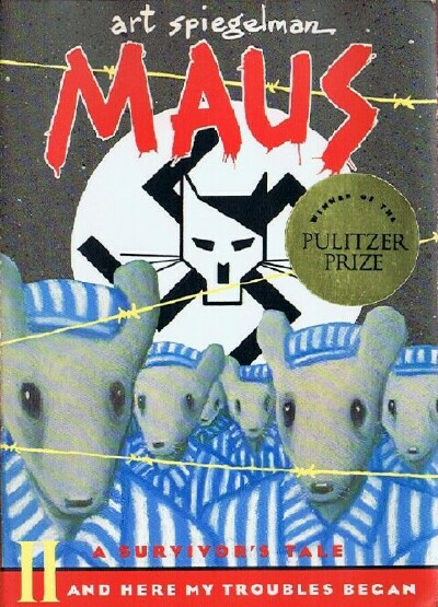Image for MAUS: A SURVIVOR'S TALE, II: AND HERE MY TROUBLES BEGIN