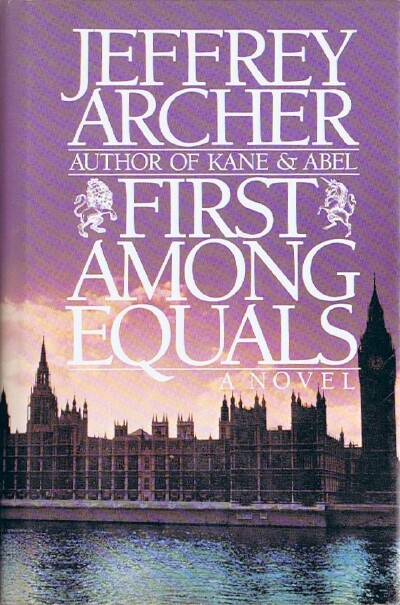 Image for First Among Equals