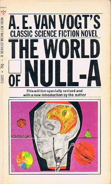 Image for THE WORLD OF NULL-A