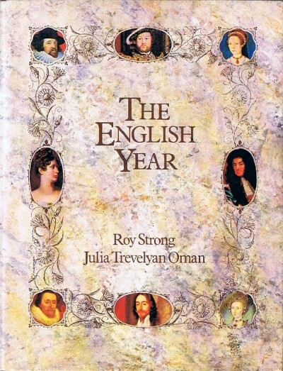 Image for The English Year: A Personal Selection from Chambers' Book of Days