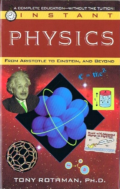 Image for Instant Physics: From Aristotle to Einstein, and Beyond