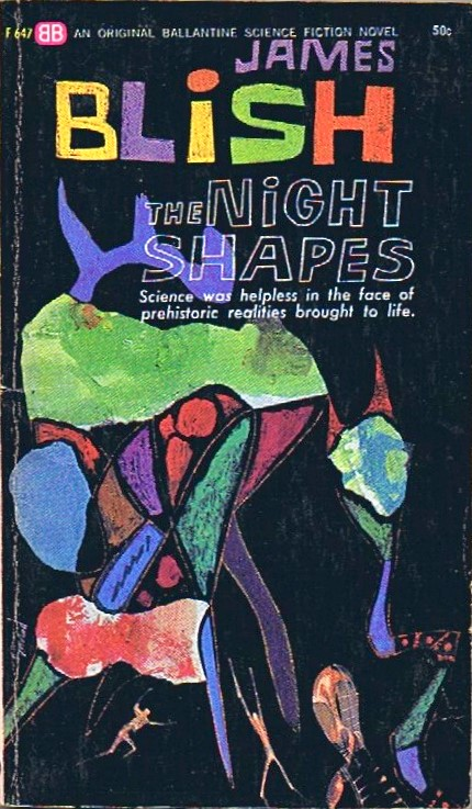Image for The Night Shapes