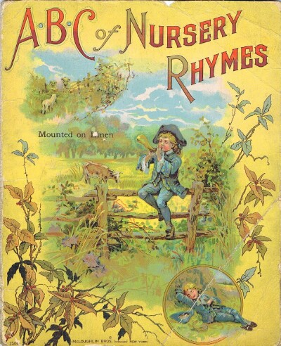 Image for ABC of Nursery Rhymes: Mounted on Linen