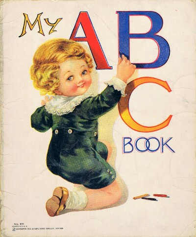 Image for My ABC Book