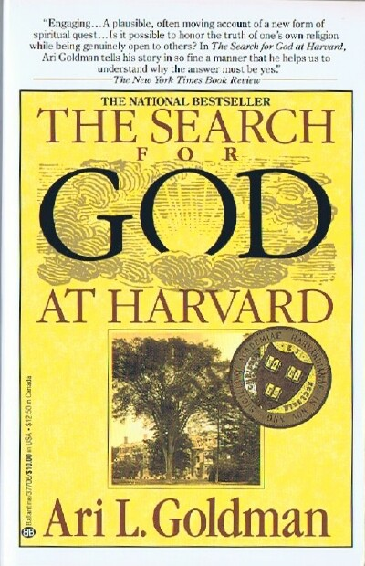 Image for The Search for God at Harvard