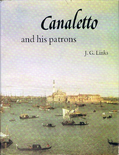Image for Canaletto and His Patrons