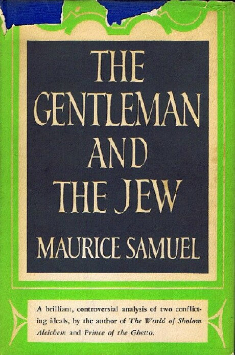 Image for The Gentleman and the Jew
