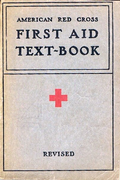 Image for First Aid Text-book