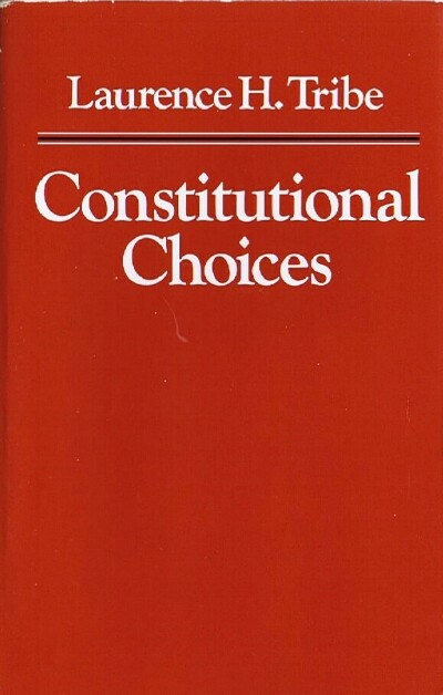Image for Constitutional Choices