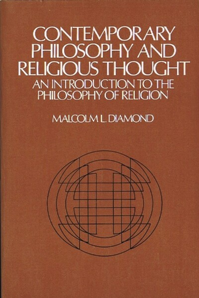 Image for Contemporary Philosophy and Religious Thought: An Introduction to the Philosophy of Religion
